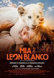 Mia y el león blanco - Poster - Colombia