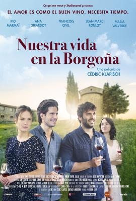 Back to Burgundy - Poster - Spain