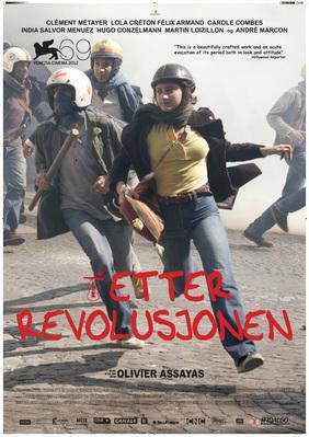Después de mayo - Poster - Norway