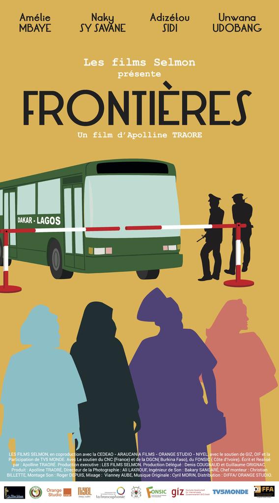 DIFFA - Films et Fictions d'Afrique