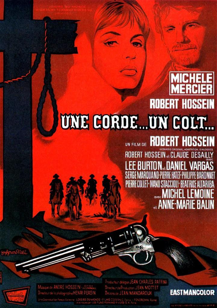 Una cuerda... un Colt...