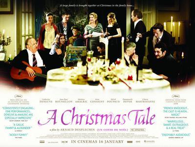 Un cuento de Navidad - Poster - UK