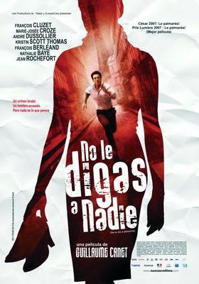 No se lo digas a nadie - Poster Mexique