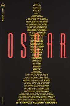 Oscars du Cinéma - 1997