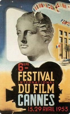 Cannes International Film Festival - 1953