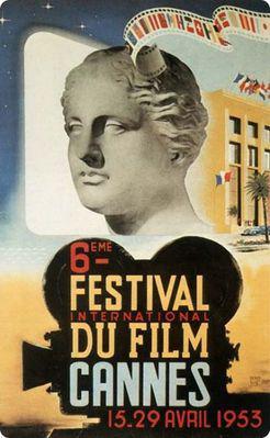 Festival Internacional de Cine de Cannes - 1953