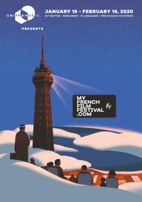 MyFrenchFilmFestival revient pour sa 10e édition - Sébastien Plassard