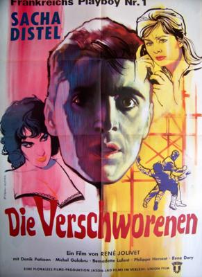 Les Mordus - Poster Allemagne