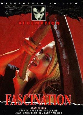 El Castillo de las vampiras - Jaquette DVD UK