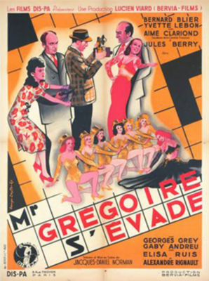 Monsieur Grégoire s'évade