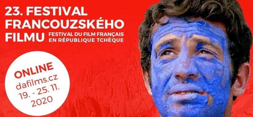 El 23° Festival de Cine Francés de la República Checa tendrá lugar online