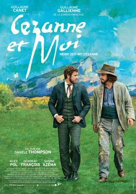 Cézanne et moi - Poster -Swiss