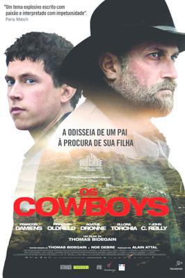 Les Cowboys - Poster - Brazil