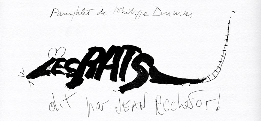 Free viewing: Les Rats by Émile Dumas, narrated by Jean Rochefort