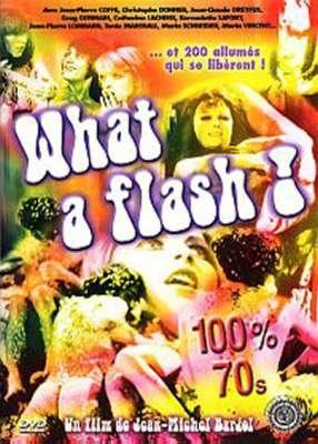 What a Flash ! - Jaquette DVD France