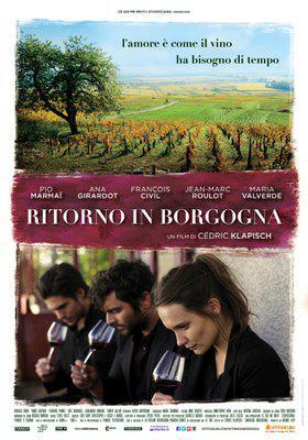 Nuestra vida en la Borgoña - Poster - Italy