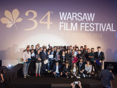 Around 30 French films at the Warsaw Film Festival