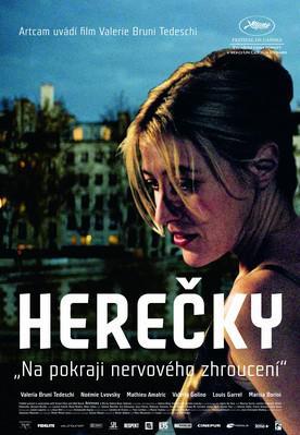 Actrices - Poster - République tchèque
