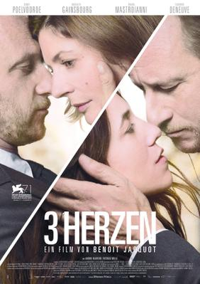 3 Hearts - © Poster - Germany