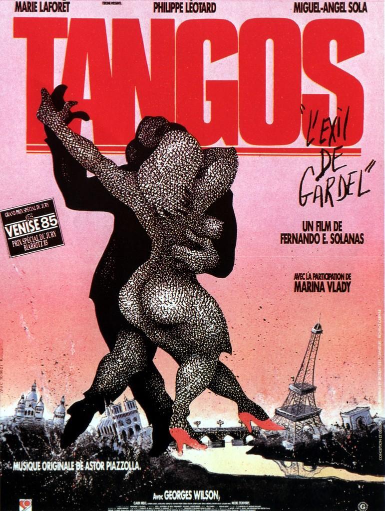Tangos, the Exile of Gardel