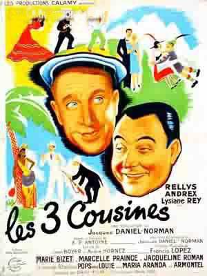 Les Trois Cousines