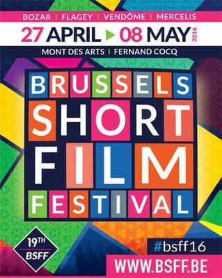 Festival international du court-métrage de Bruxelles - 2016