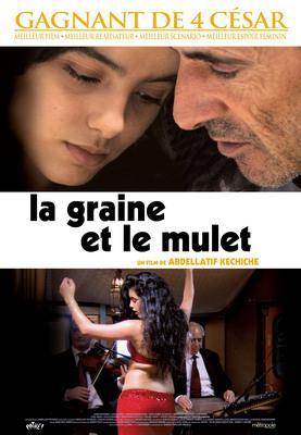 La Graine et le mulet - © Affiche québecoise