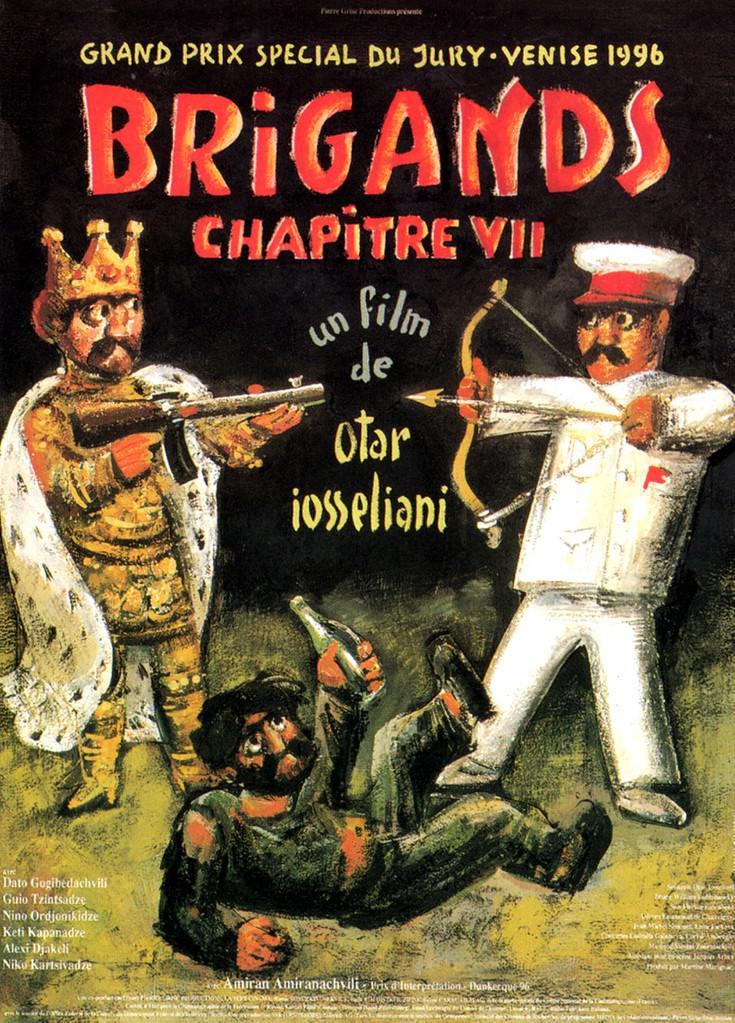 Brigands-Chapter VII (La mujer ha salido para engañar a su marido)