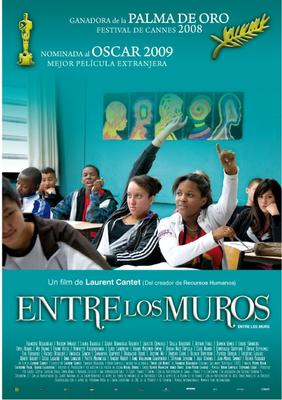 Entre les murs - Poster - Argentine