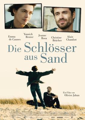 Les Châteaux de sable - Poster - Germany