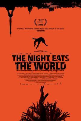 The Night Eats the World - poster-taiwan