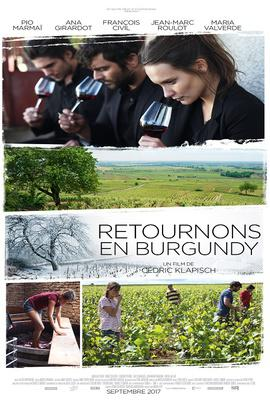 Back to Burgundy - Poster - Lebanon
