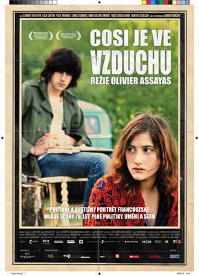 Después de mayo - Poster - The Czech Republic