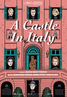 Un château en Italie - Poster - Australia