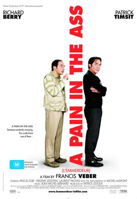 A Pain in the Ass - Poster Australie
