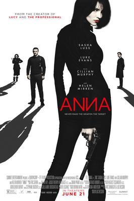 Anna - Poster - USA
