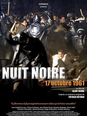 Nuit noire 17 octobre 1961 / 仮題:1961年10月17日 暗黒の夜