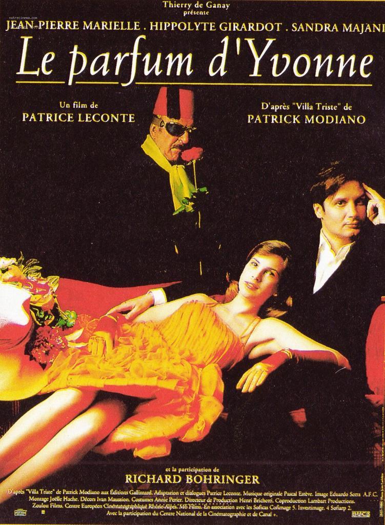 Yvonne's Perfume