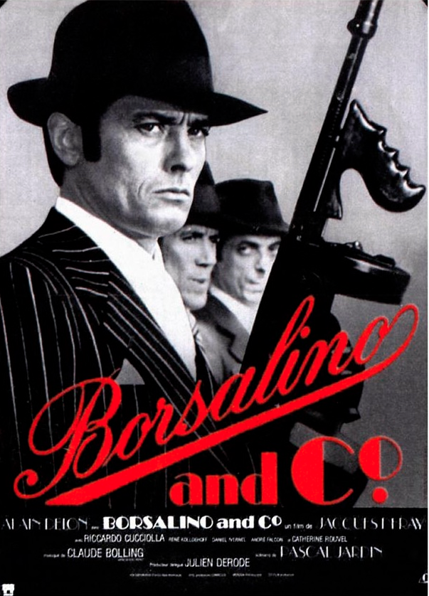 Borsalino and Co / Blood n the Streets