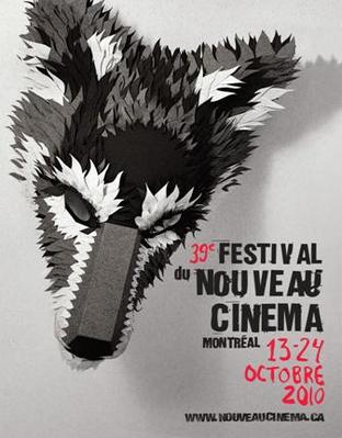 Montreal Festival du Nouveau Cinéma - 2010
