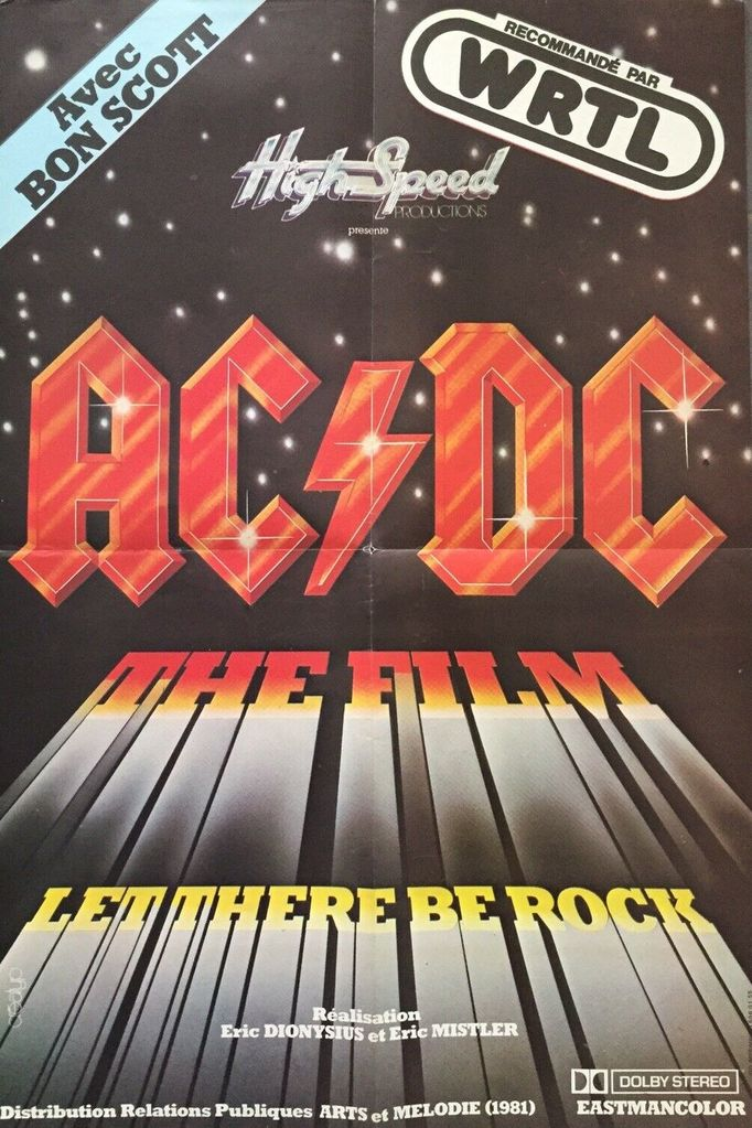 AC/DC the Film : Let There Be Rock