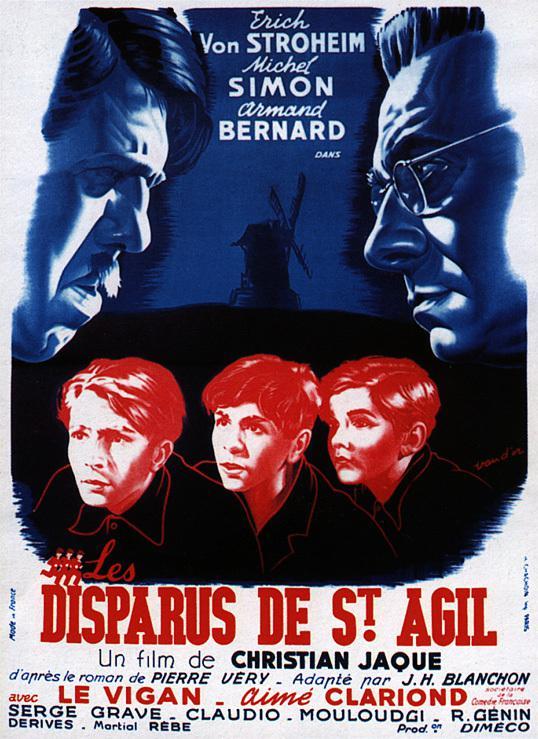 Los Desaparecidos de Saint Agil