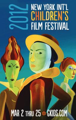 Festival internationacional de cine para niños de Nueva York - 2012