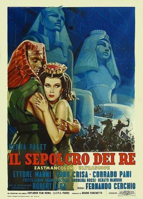 El Sepulcro de los reyes - Poster - Italy