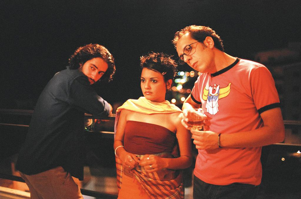 Dubai International Film Festival  - 2006