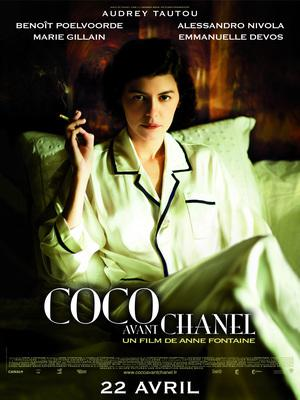 Coco Before Chanel - Poster - France