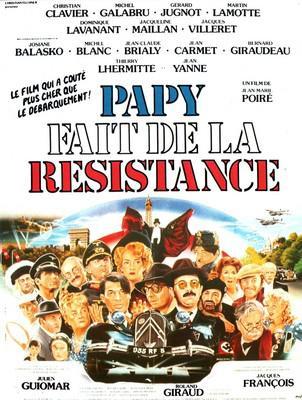 """""""Papy"""" en la Resistencia"""