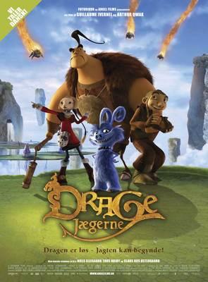 Dragon Hunters - Poster - Denmark