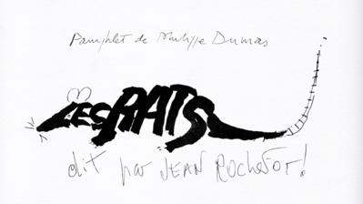 Pase gratis del cortometraje «Les Rats», dirigido por Emile Dumas, con la voz de Jean Rochefort