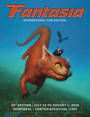 Festival international du film Fantasia  - 2018